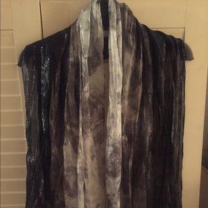 New Calvin Klein ombré scarf/shawl/wrap